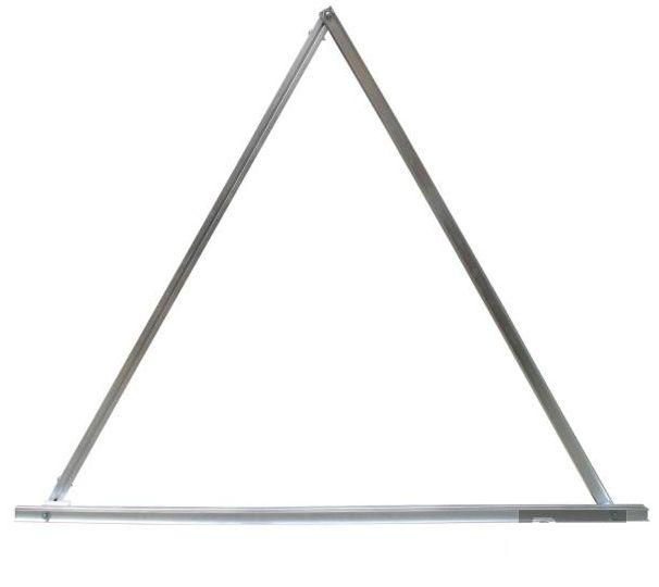 Regulus Držák trojúhelníkový 60°  9631