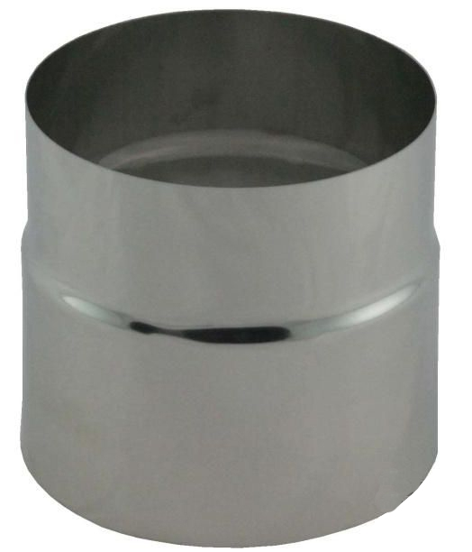 Regulus Hrdlový spoj průměr 125 Inox 9382