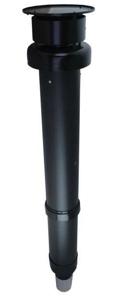 Regulus Komínek 1x80, průměr 125mm A5021003 kód 1303