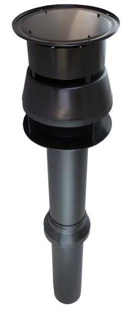 Regulus Komínek, připojení 60/100, průměr 100mm  5752
