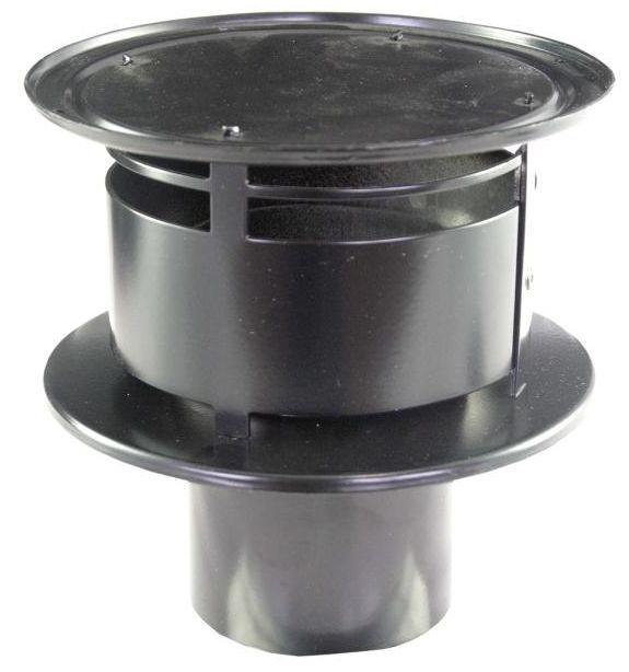 Regulus Koncovka průměr 80 výfuk - pro komínek 8167