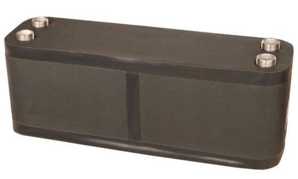Regulus Nerezový deskový výměník tepla DV503-60E izolovaný