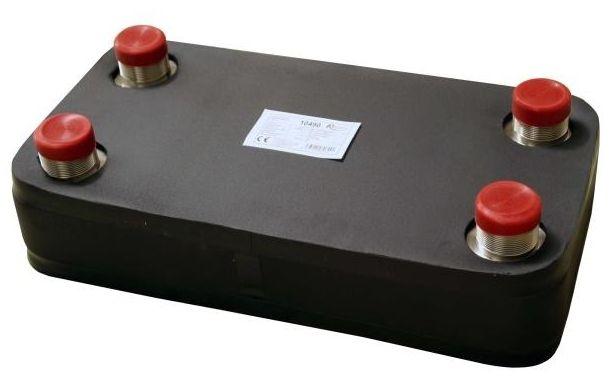 Regulus Nerezový deskový výměník tepla DV800-30E izolovaný