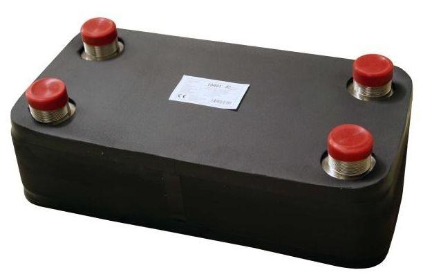 Regulus Nerezový deskový výměník tepla DV800-50E izolovaný