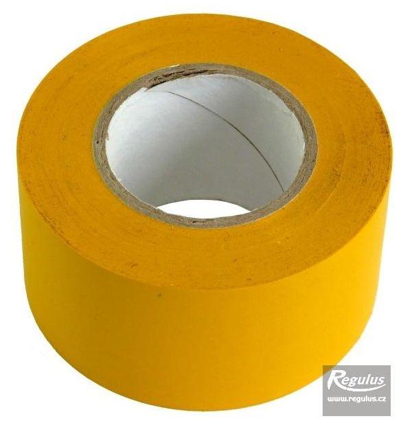 Regulus Páska lepicí žlutá - pro plynové trubky - 15 m