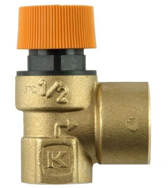 Regulus Pojistný ventil 6 bar SOL