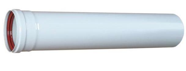 Regulus Prodloužení průměr 100, 0,5 m, Al, tloušťka 1,2 mm  2090