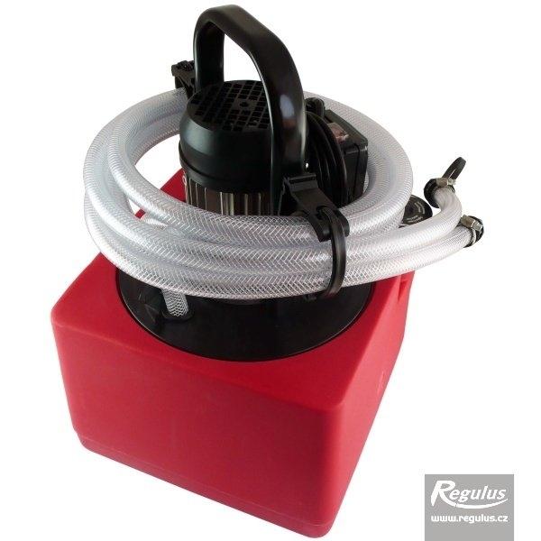 Regulus Pumpa tlaková pro kotle a výměníky DOS 25/V4V