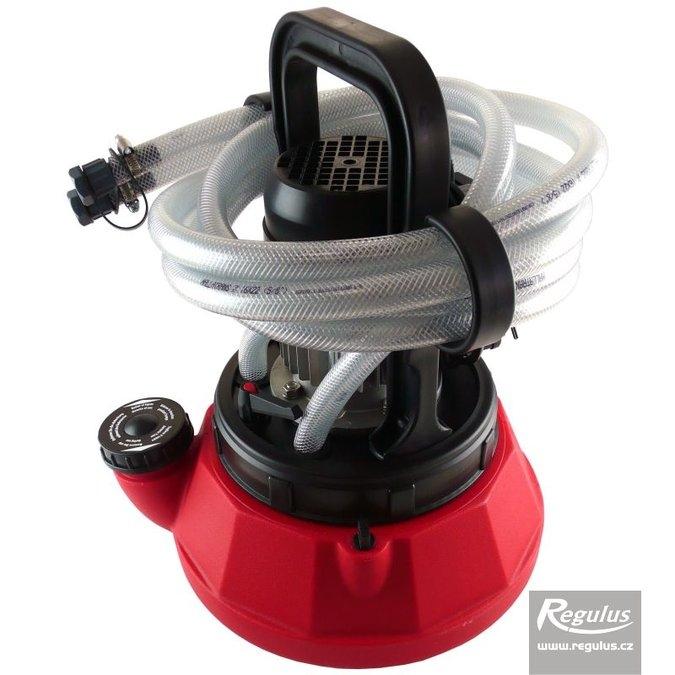 Regulus Pumpa tlaková pro kotle a výměníky TARTARUGA V4V