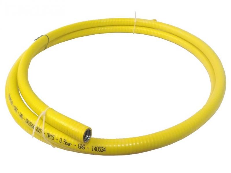 """Regulus Trubka pro rozvody plynu Sicurflex 3/4"""", DN15"""