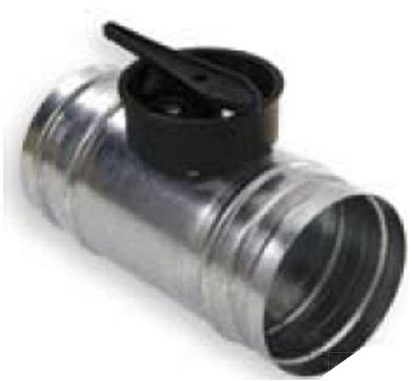 Regulus Škrtící klapka, 150mm 7900
