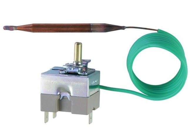 Regulus Termostat provozní 0- 40°C, kapilára 1,5 m 11225