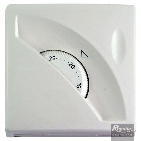 Regulus TP 546 GCDT Pokojový termostat 24 i 230V, pro spínání elektronických obvodů 10948