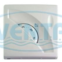Regulus TP 546 LA Pokojový termostat 230 V, s kontrolkou zapnutí  10946