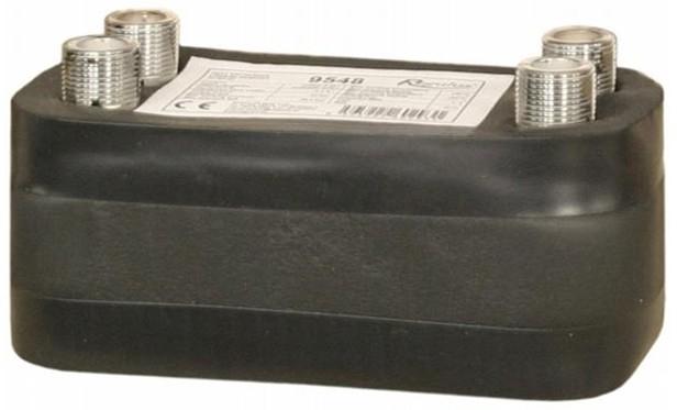 Regulus Nerezový deskový výměník tepla DV193-20E izolovaný