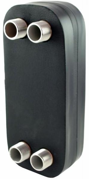Regulus Nerezový deskový výměník tepla DV285-10E izolovaný 9552